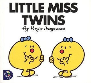 Little Miss Twins  by  Roger Hargreaves