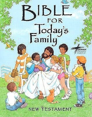 Bible for Todays Family New Testament-Cev Anonymous
