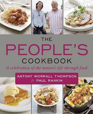 The Peoples Cookbook  by  Antony Allert Thompson