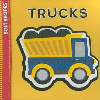 Soft Shapes: Trucks (Babys First Book + Puzzle) Ikids