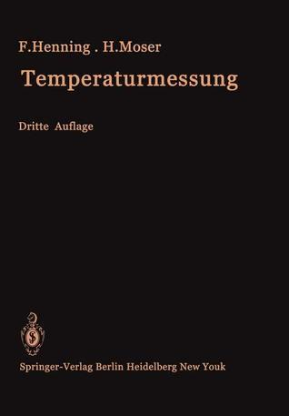 Temperaturmessung  by  F. Henning