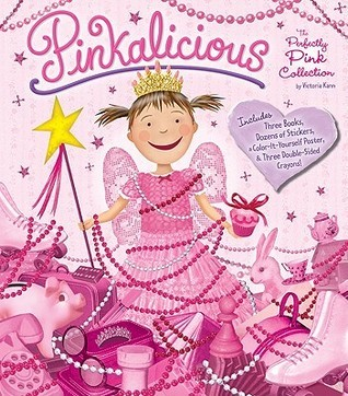 Pinkalicious: The Perfectly Pink Collection [With Books and Stickers and Posters and Crayons]  by  Victoria Kann
