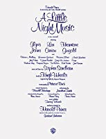 A Little Night Music (Vocal Score)