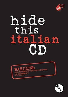 Hide This Italian CD [Booklet with 1 Audio CD] Nadia Rizzuti