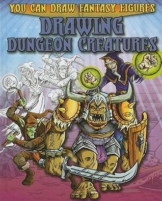 Drawing Dungeon Creatures Steve Sims