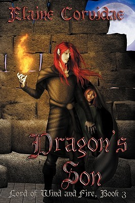 Dragons Son (Lord of Wind and Fire, #3)  by  Elaine Corvidae