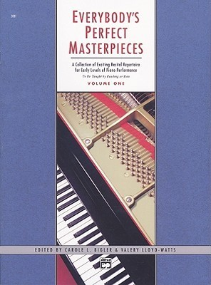 Everybodys Perfect Masterpieces, Vol 1 Valery Lloyd-Watts