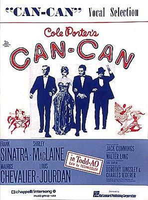 Can Can Cole Porter