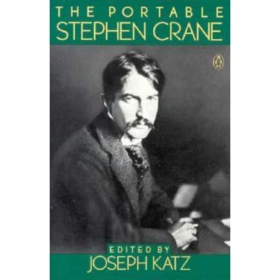 account of the life and writings of stephen crane