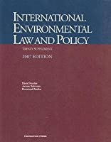 International Environmental Law and Policy Treaty Supplement