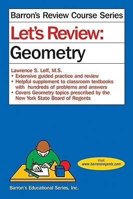 Lets Review: Geometry  by  Lawrence S. Leff