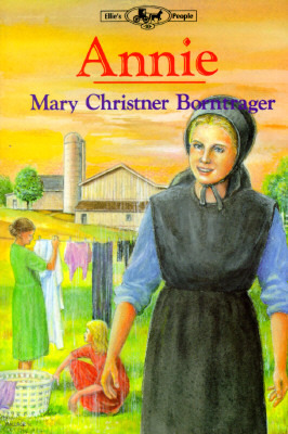 Annie Mary Christner Borntrager
