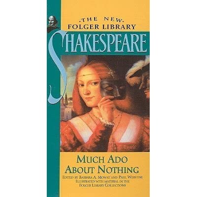 a review of shakespeares much ado about nothing and a movie based on the play
