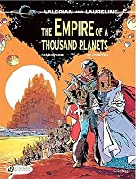 The Empire of a Thousand Planets (Valérian #2)