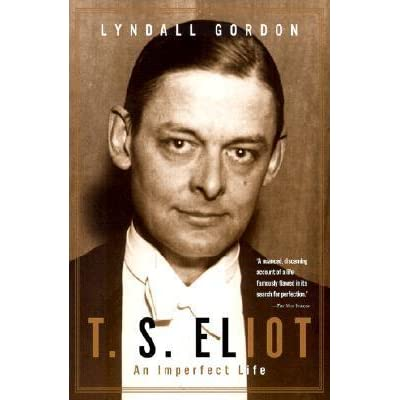 An introduction to the life of t s eliot
