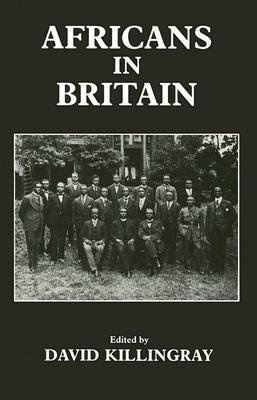 Africans in Britain D. Killingray