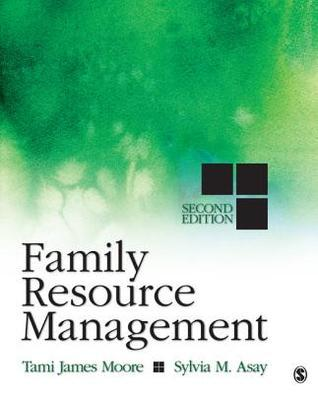 Family Resource Management  by  Tami James Moore