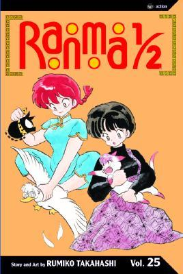 Ranma 1/2, Vol. 25 (Ranma ½ (US 2nd), #25)  by  Rumiko Takahashi