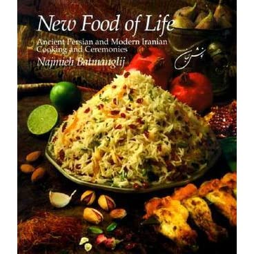 New food of life ancient persian modern iranian cooking for Ancient persian cuisine