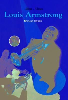 Louis Armstrong  by  Brendan January