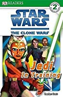 Star Wars: The Clone Wars: Jedi In Training (Dk Readers Level 2)
