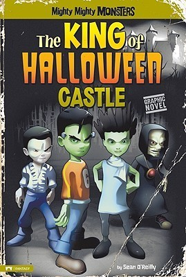 The King of Halloween Castle Sean OReilly