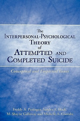 The Interpersonal-Psychological Theory of Attempted and Completed Suicide: Conceptual and Empirical Issues Freddy Paniagua