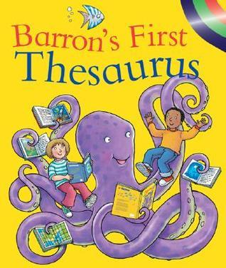 Barrons First Thesaurus  by  Andrew Delahunty