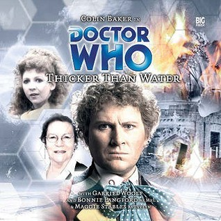 Doctor Who: Thicker Than Water (Big Finish Audio Drama, #73) Paul Sutton