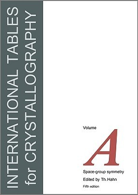 International Tables For Crystallography, 8 Volume Set Set Updated June 2010 (Iucr Series. International Tables Of Crystallography) Harald Fuess