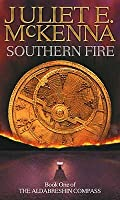 Southern Fire (Aldabreshin Compass, #1)