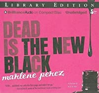 is marlene perez writing another dead is book