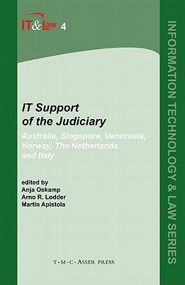 It Support of the Judiciary: Australia, Singapore, Venezuela, Norway, the Netherlands and Italy  by  Anja Oskamp