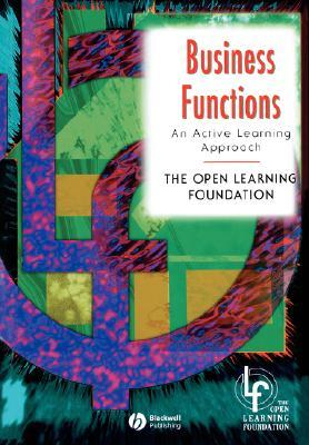 Business Functions  by  Open Learning Foundation