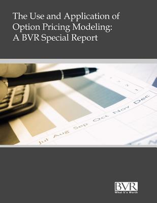 The Use and Application of Option Pricing Modeling Bvr Staff