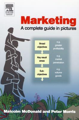 Marketing: A Complete Guide In Pictures  by  Malcolm McDonald