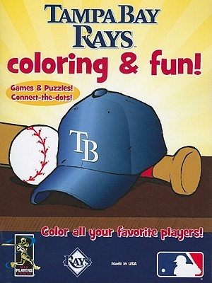 Tampa Bay Rays Coloring & Fun!  by  Scott Waddell
