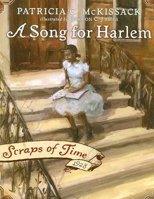 A Song for Harlem (Scraps of Time, #3)  by  Patricia C. McKissack