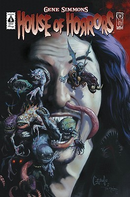 Gene Simmons House of Horrors Tpb  by  Dwight L. MacPherson