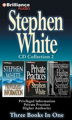 Stephen White Compact Disc Collection (Alan Gregory, #1-3)  by  Stephen White