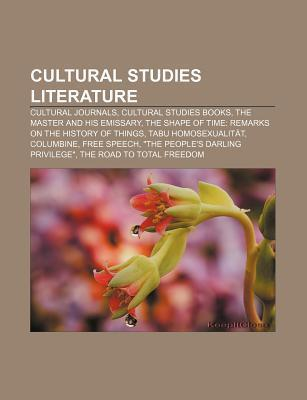 Cultural Studies Literature: Cultural Journals, Cultural Studies Books, the Master and His Emissary Source Wikipedia