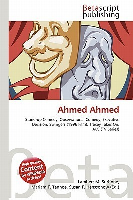Ahmed Ahmed  by  NOT A BOOK
