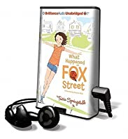 What Happened on Fox Street [With Earbuds]
