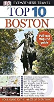 Top 10 Boston (DK Eyewitness Travel)