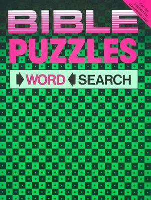 Word Search: Bible Puzzles Rainbow Publishers