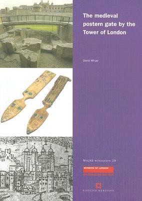 The Medieval Postern Gate the Tower of London by David Whipp