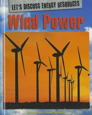 Wind Power  by  Richard Spilsbury