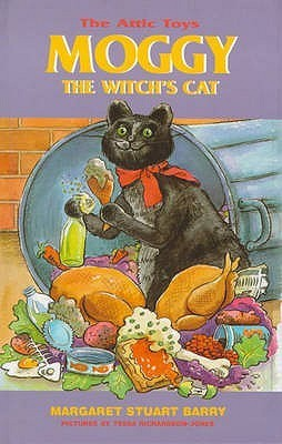 Moggy The Witchs Cat  by  Margaret Stuart Barry