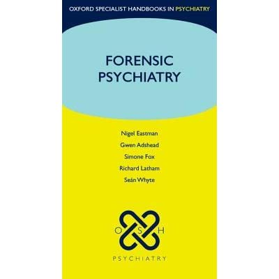 Abstract Dissertation Forensic Psychiatry