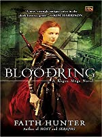 Bloodring (Rogue Mage Series, #1)